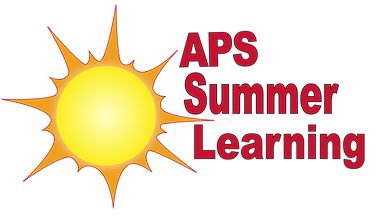 APS Summer Learning Logo